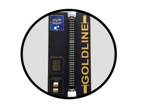 Goldline LED lamp Demo bord