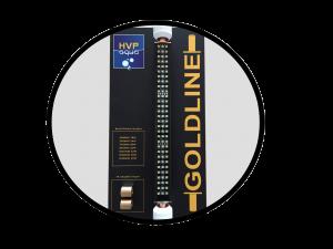 Goldline LED lamp Demo bord